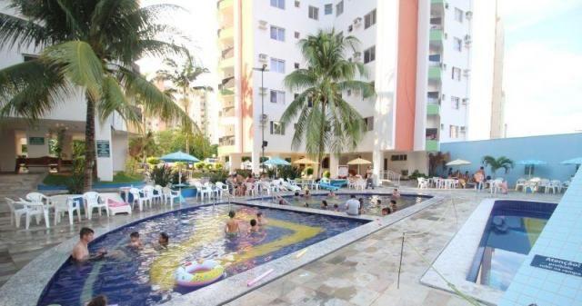 Apartamento 1 quarto para temporada em caldas novas, aguas da fonte, 1 dormitório, 1 banhe - Foto 5