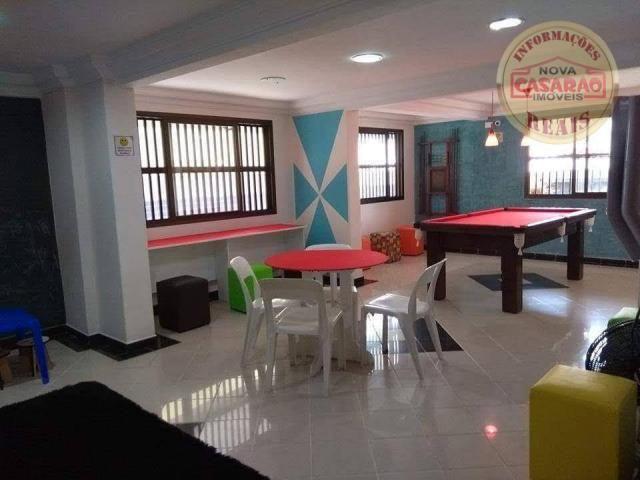 Apartamento com 2 dormitórios à venda, 89 m² por R$ 285.000 - Vila Tupi - Praia Grande/SP - Foto 18