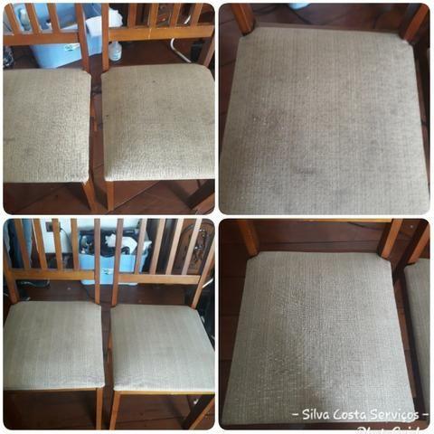 Ipermeabilização de cadeiras - Foto 5