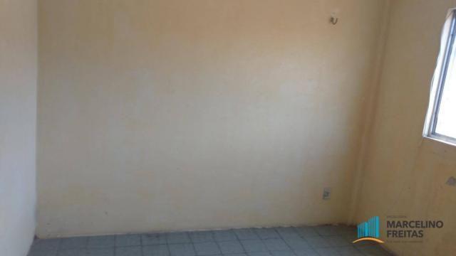 Apartamento com 2 dormitórios para alugar, 30 m² por r$ 579,00/mês - presidente kennedy -  - Foto 9