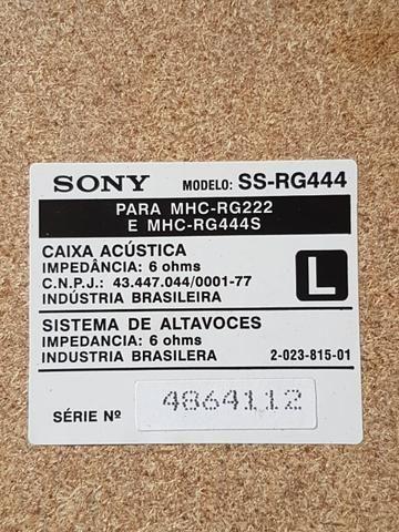 Caixa de som Sony - Foto 5