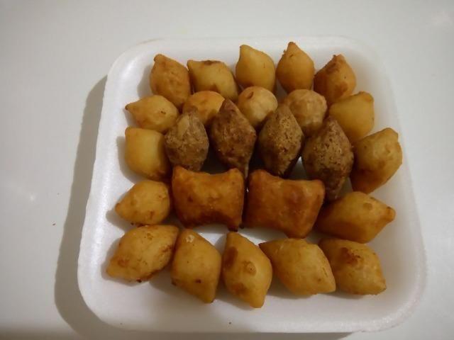 Pacote Natalino Doces & Salgados Fritos - Foto 4