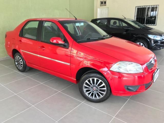 Fiat Siena EL 1.4 2015 Completo - Foto 2