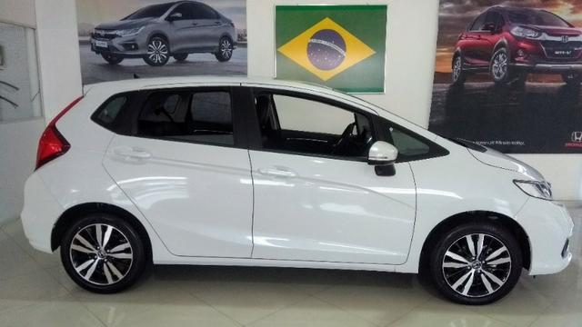 Honda Fit EXL 1.5 CVT - Zero Km - Mod 2020