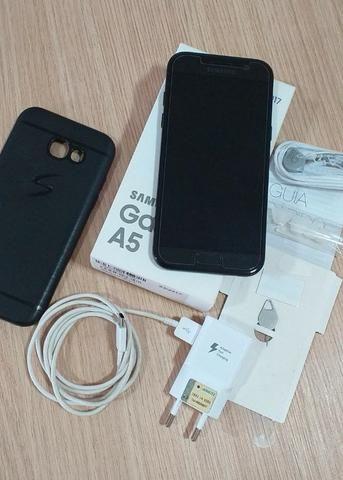 Vendo celular Samsung Galaxy A5 Semi Novo - Foto 2