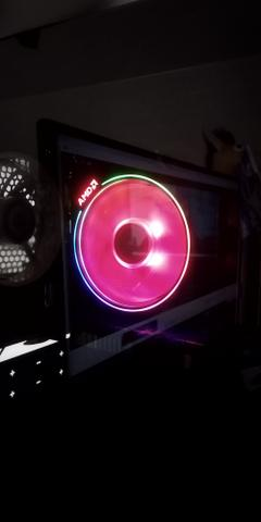 CPU Cooler AMD Wraith Prism RGB - AM4 - Foto 2