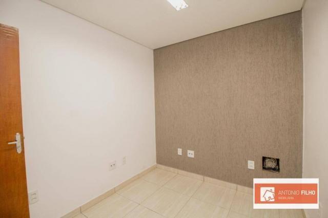 Casa com 2 dormitórios para alugar por R$ 1.600/mês - Setor Habitacional Arniqueiras - Águ - Foto 19
