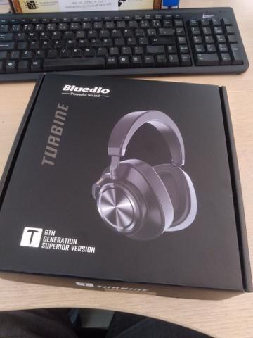 Fone Bluetooth Bluedio T6S - Foto 2