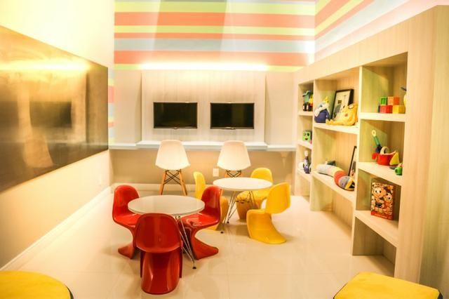 Campobelo, Apartamento no Cocó com 220mts, cozinha e varanda gourmet - Foto 19