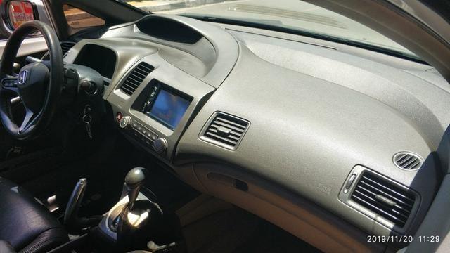 PARA VENDER LOGO! Honda new civic lxs automático 2008/2008 - Foto 19