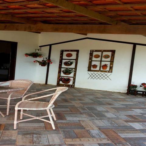 Sítio 8.000m², casa 6 suítes, lago, piscina, 600m BR-324, 22km Salvador - Foto 12