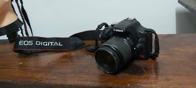 Canon T1I 800 pra bota preço * - Foto 3