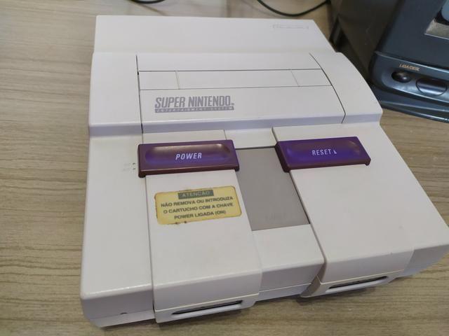 Super Nintendo - Foto 2