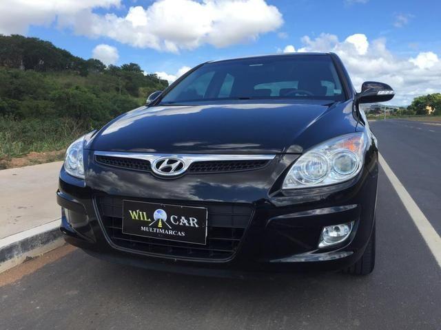 Hyundai I30 aut. teto solar couro Wilcar multimarcas
