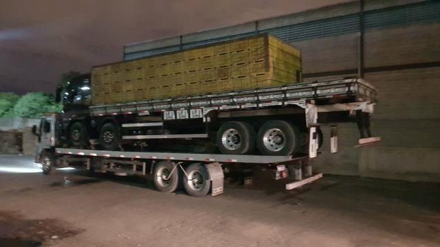 Reboque / Guincho pesado plataforma 10 metros - Foto 2