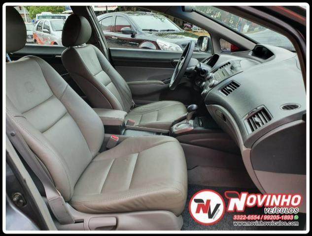 Honda/Civic Lxs 1.8 Aut. 09/10 - Foto 6