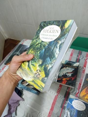 Coleção de livros O senhor dos Aneis - Foto 6