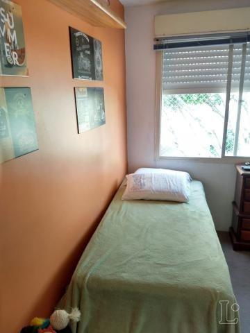 Apartamento à venda com 2 dormitórios em Bom jesus, Porto alegre cod:LU271711 - Foto 20