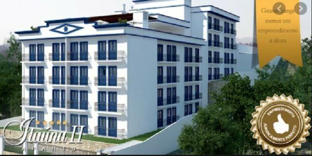 Condomínio Itaúna, apartamento em Guaramiranga, mobiliado, projetado, Centro
