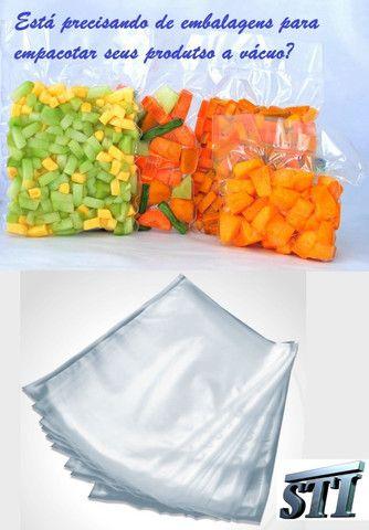 Embalagens para vácuo - 30x40 cm - 500 unidades - Foto 4