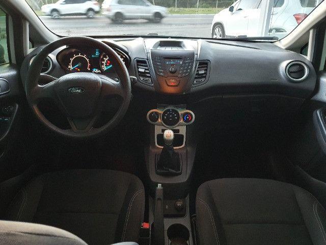 Ford-Fiesta SE 1.6 Flex Ano 2018 Único Dono!!! - Foto 7