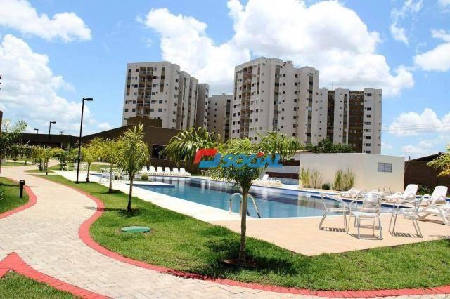 Apartamento TÉRREO com 3 dormitórios. Cond. Brisas do Madeira - Rio Madeira - Porto Velho/