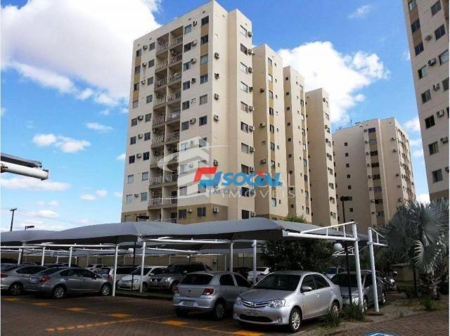 Apartamento TÉRREO com 3 dormitórios. Cond. Brisas do Madeira - Rio Madeira - Porto Velho/ - Foto 2