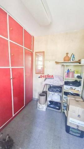 Apartamento com 3 dormitórios à venda, 146 m² por R$ 629.000,00 - Aparecida - Santos/SP - Foto 15