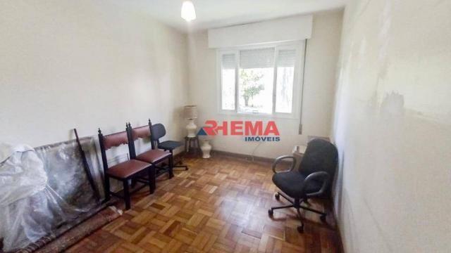 Apartamento com 3 dormitórios à venda, 146 m² por R$ 629.000,00 - Aparecida - Santos/SP - Foto 4