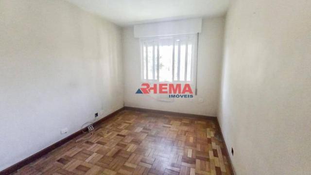 Apartamento com 3 dormitórios à venda, 146 m² por R$ 629.000,00 - Aparecida - Santos/SP - Foto 3
