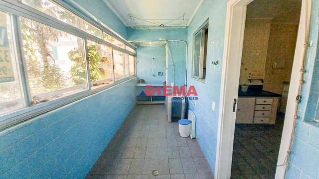 Apartamento com 3 dormitórios à venda, 146 m² por R$ 629.000,00 - Aparecida - Santos/SP - Foto 13