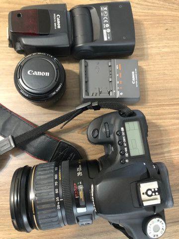 Vendo câmera Canon EOS 50D - Foto 5