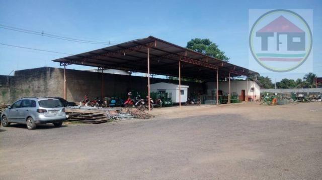 Área à venda, 5000 m² por R$ 2.000.000,00 - Jardim União - Marabá/PA - Foto 10