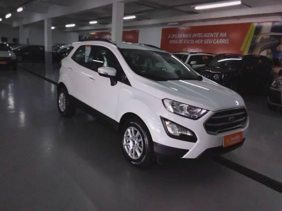 ECOSPORT 2018/2019 1.5 TI-VCT FLEX SE AUTOMÁTICO - Foto 5