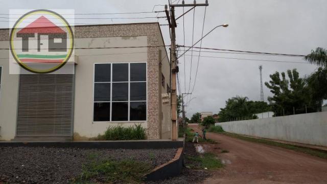 Galpão para alugar, 312 m² por R$ 4.000/mês - Belo Horizonte - Marabá/PA - Foto 3