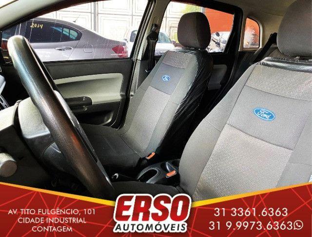 Fiesta 2008 1.0 Flex - Financio para autonomos - Foto 6