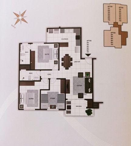 Apartamentos na Planta no bairro São Cristóvão! - Foto 20