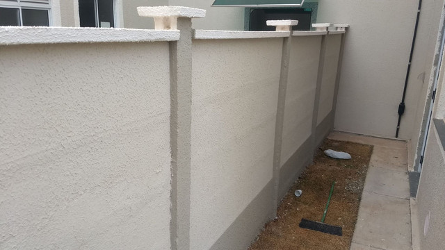 Muro Pré moldado de concreto - Foto 5