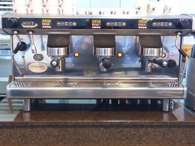 Máquina de cafe ITALIAN COFFEE