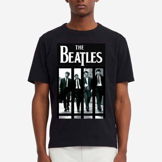 Camiseta T-Shirt The Beatles