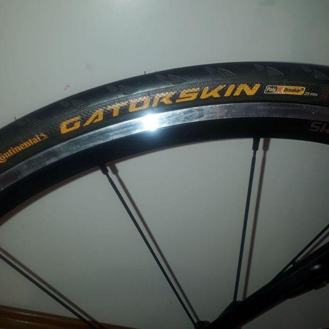 Par pneus Continental Gatorskin 23 - Foto 3