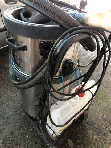 Vendo máquina vaporizadora lavor - Foto 3