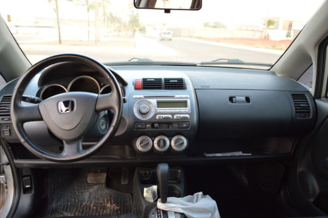 Honda Fit EX cvt - apenas 86 mil km! 08/08 - Foto 9