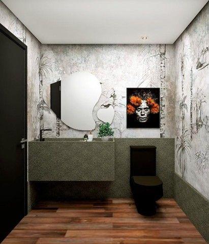Apartamento à venda, 120 m² por R$ 703.800,00 - Pedra - Eusébio/CE - Foto 9