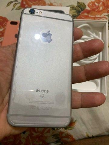 iPhone 6s 128gb novinho  - Foto 5