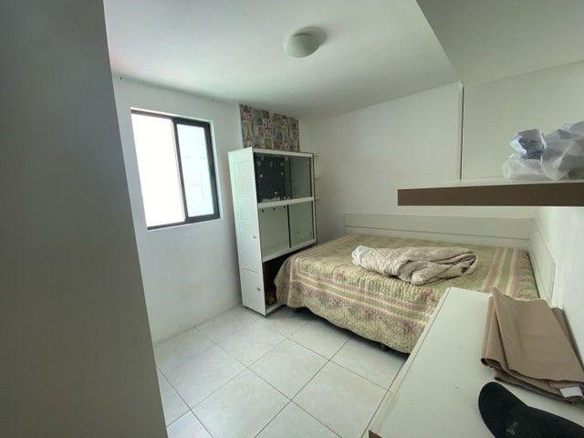 Alugo apartamento 2/4 na Jatiúca - mobiliado - Foto 6