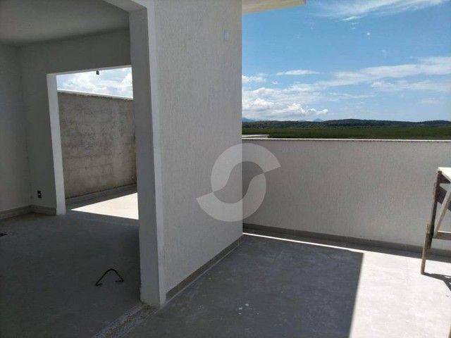 Cobertura com 3 dormitórios à venda, 110 m² por R$ 300.000,00 - Jardim Atlântico Leste (It - Foto 11