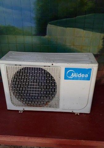 Condensador do Ar condicionado Midea 9000 Btus