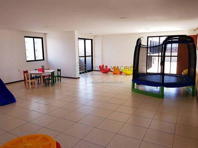 Apartamento para venda com 88 metros quadrados com 3 quartos em Farol - Maceió - AL - Foto 9
