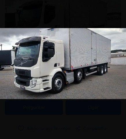 Volvo VM 330 Bi Truck i-shift